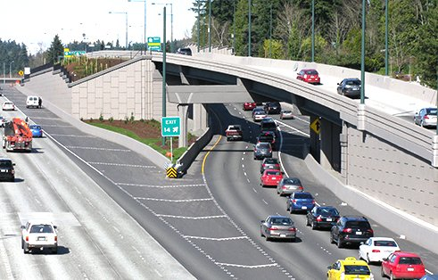 I-405 Bellevue Braids Design-Build Project   GeoEngineers