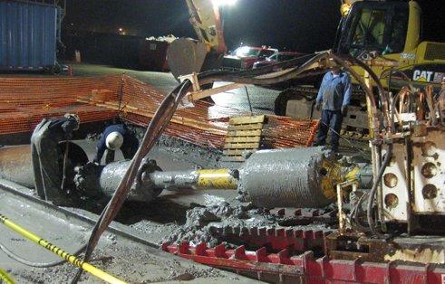 Mississippi River Levee Pipeline Crossings   GeoEngineers