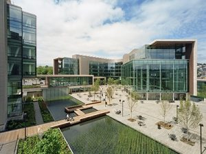 Gates Foundation HQ Earns First ACEC National Award for Engineering Excellence
