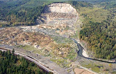 Oso Landslide Response Wins National ACEC Engineering Excellence Award