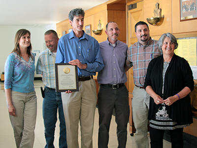 Project Wins Exemplary Human Environment Initiative Award from Federal Highway Administration