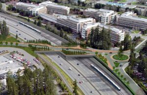 Overpass Wins National APWA Project of the Year Award