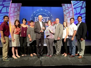 Firm Earns Recognition as Best Place to Work in Baton Rouge