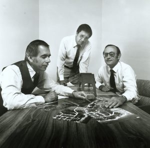Founders Establish GeoEngineers Inc.